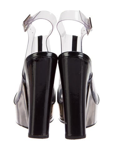 Patent Leather PVC Booties