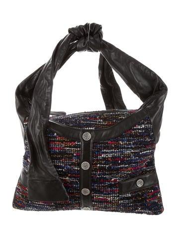 2015 Small Tweed Girl Bag