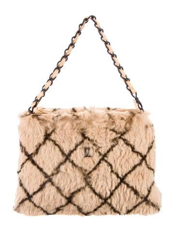 Fur Shoulder Bag