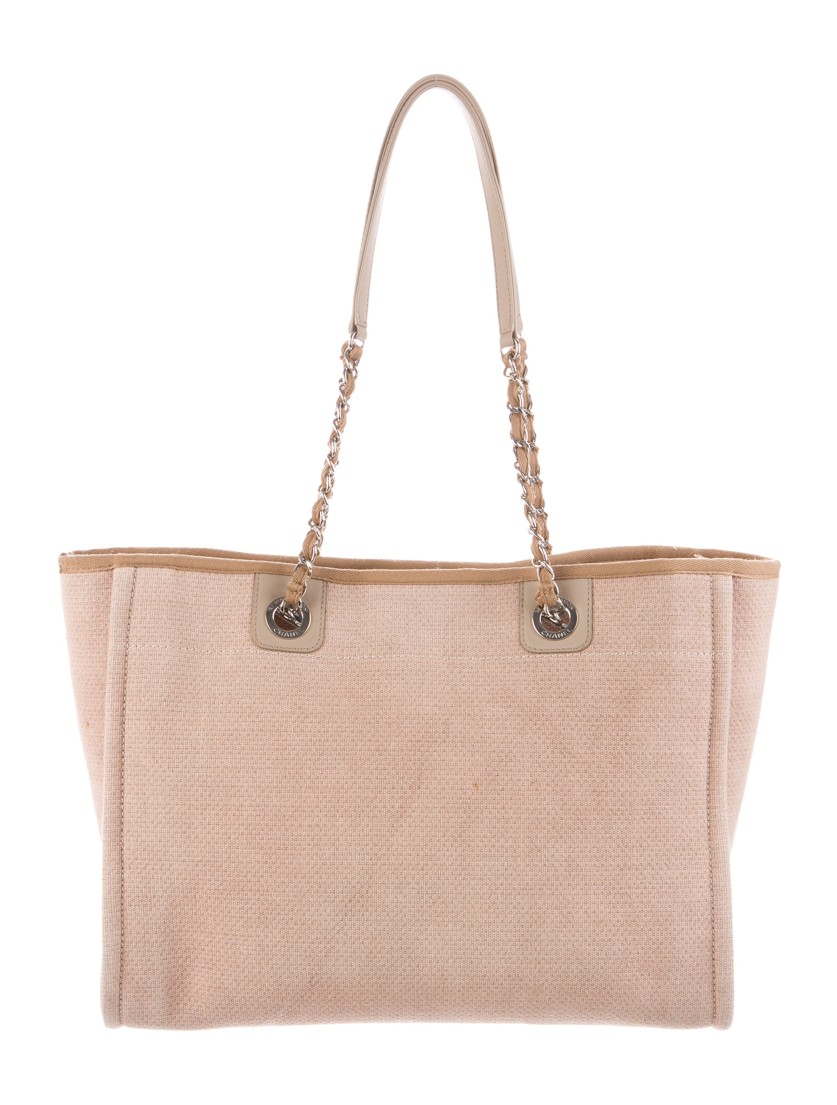 37ce1a5a0955 Chanel Small Deauville Tote Bag | Stanford Center for Opportunity ...