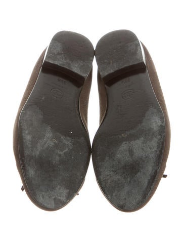 CC Cap-Toe Flats