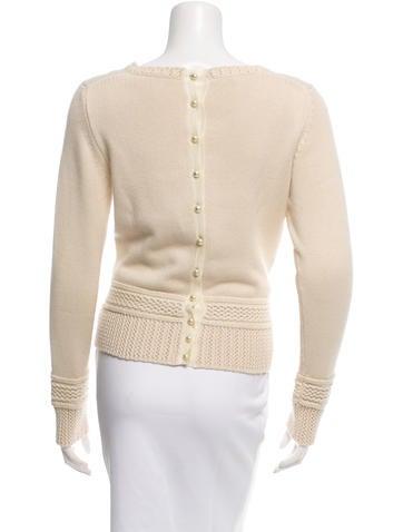 Silk & Cashmere-Blend Knit Sweater