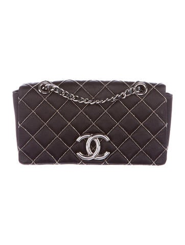 Chanel Extra Mini Beaded Flap Bag
