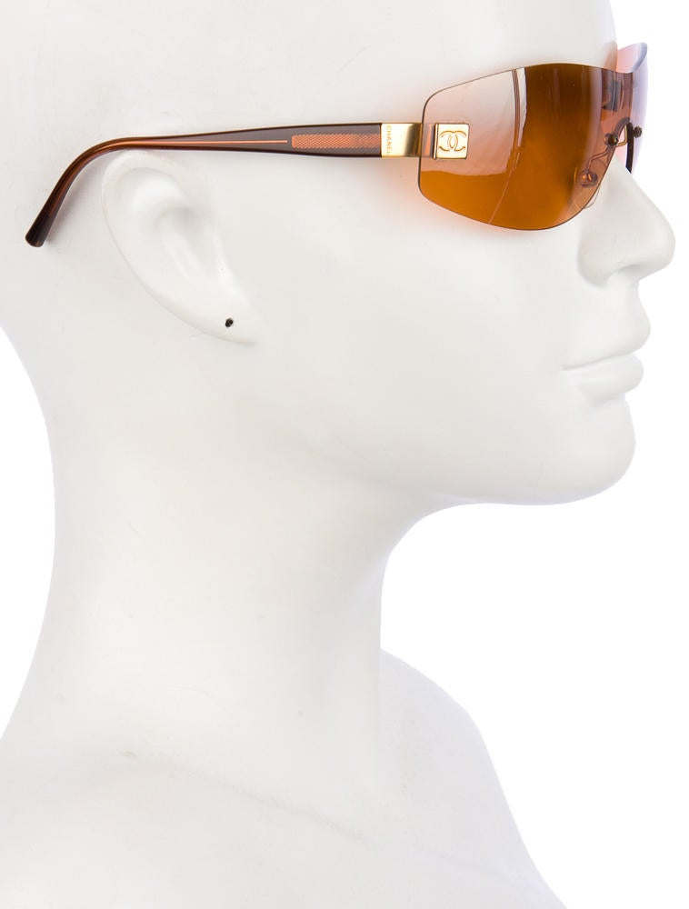 Chanel Frameless Sunglasses CHA13503 The RealReal