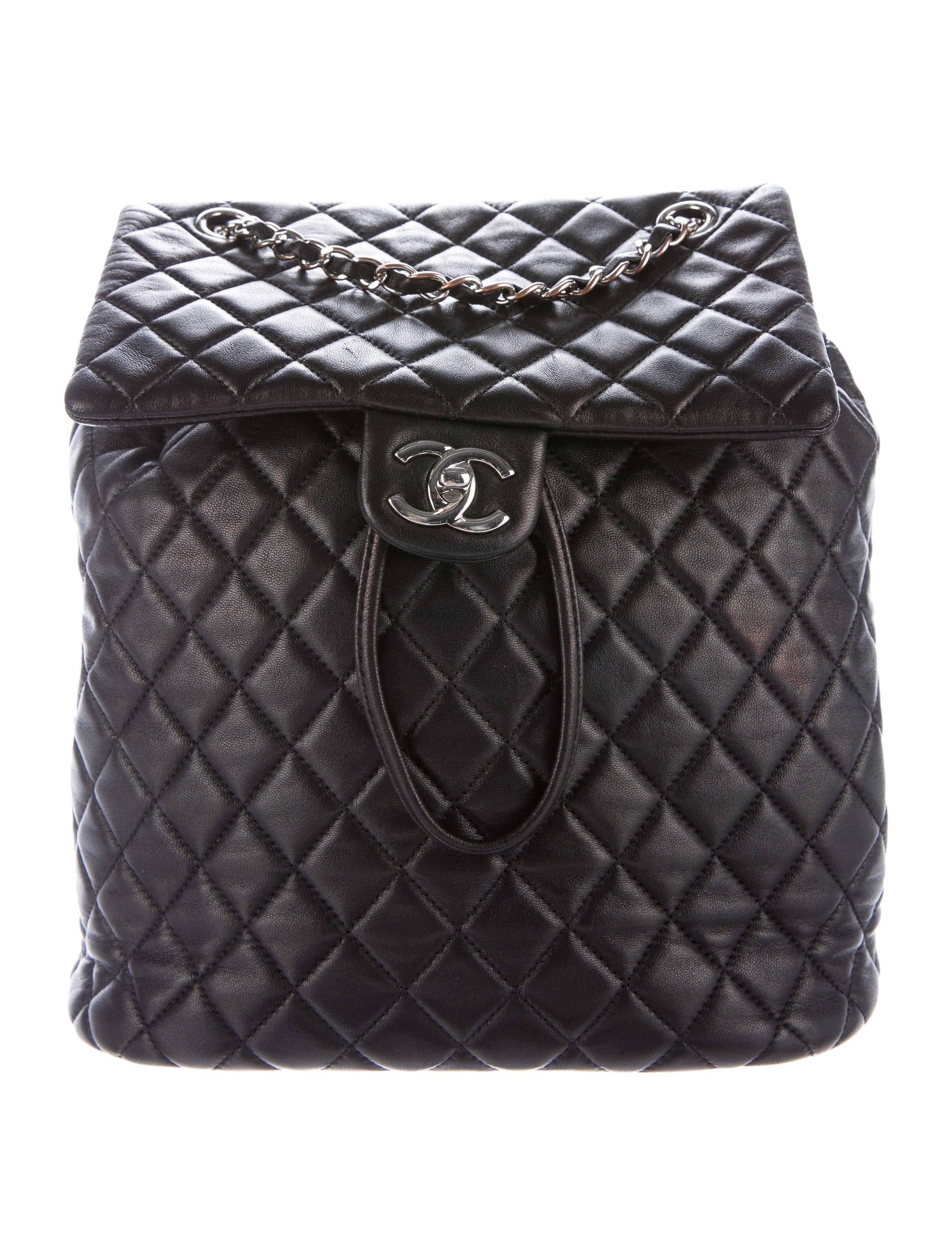 Chanel Spring 2016 Quilted Urban Spirit Backpack - Handbags ... 5fdcfb1dcd