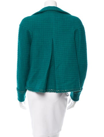 2015 Wool Jacket w/ Tags