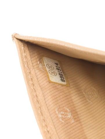 Chevre CC Compact Wallet