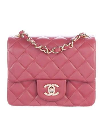 Classic Mini Square Flap Bag