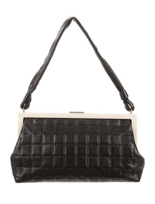 b804e183a673 Chanel Chocolate Bar Frame Bag - Handbags - CHA137428 | The RealReal