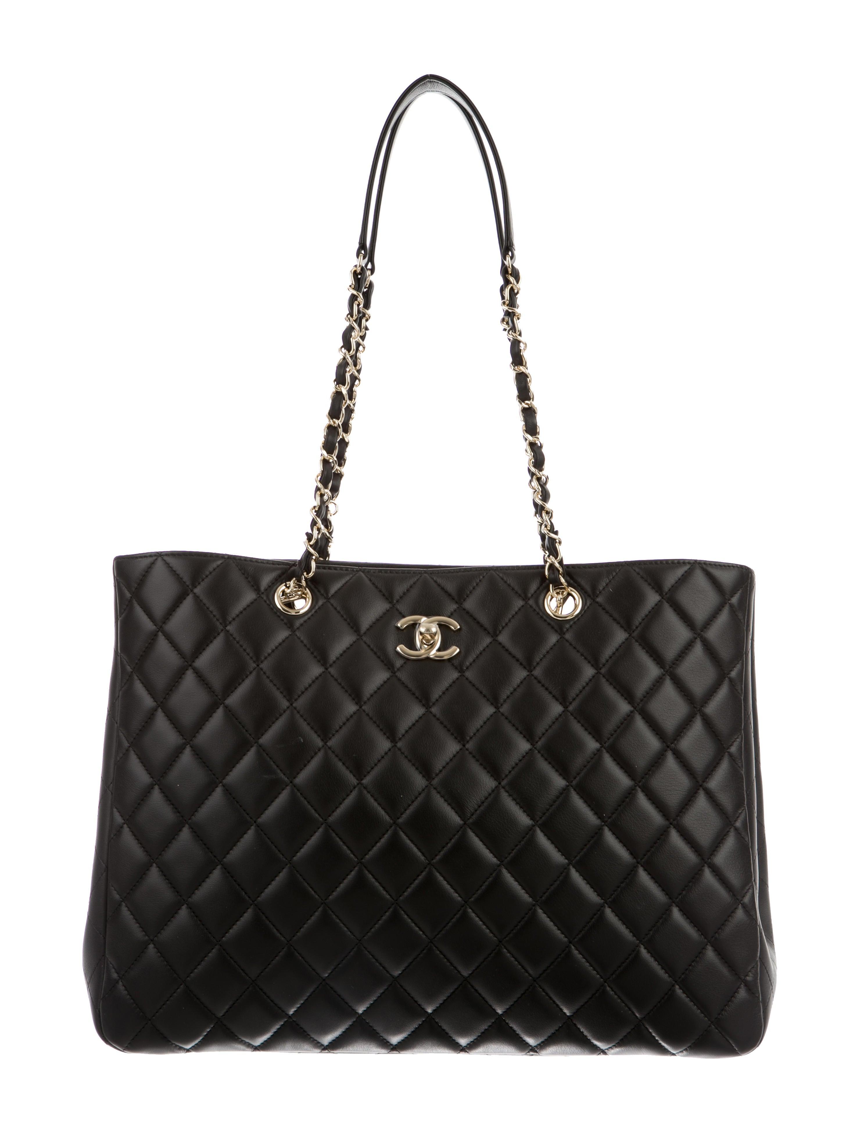 0627c03e9386 Chanel 2016 Timeless Classic Tote - Handbags - CHA138857