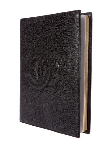 Caviar Leather Notebook