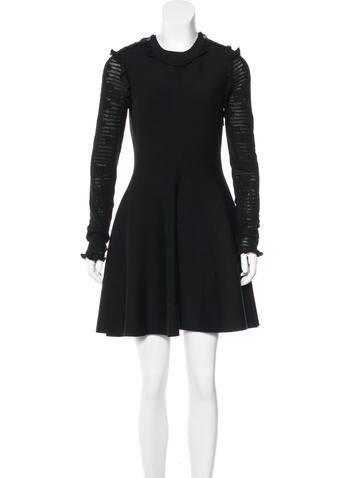 Chanel 2016 Cashmere Silk Knit Dress w/ Tags None