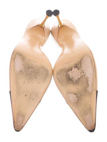 Cap-Toe Leather Mules