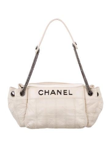 Chanel LAX Accordion Bag