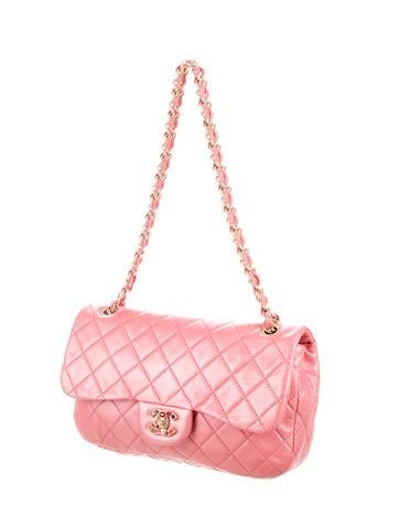 Precious Jewel Flap Bag