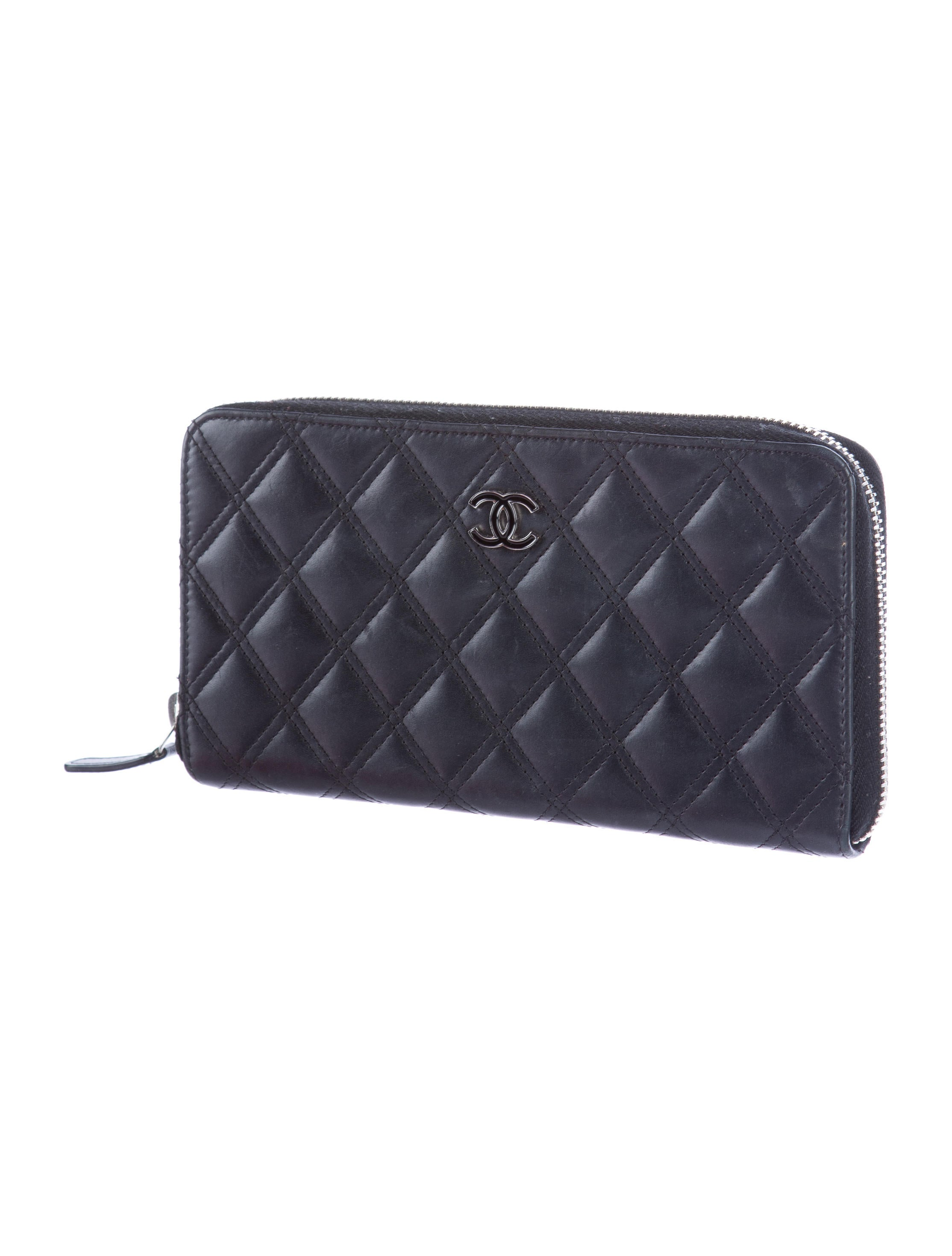 6706cc5bd715 Chanel L Gusset Wallet | Stanford Center for Opportunity Policy in ...