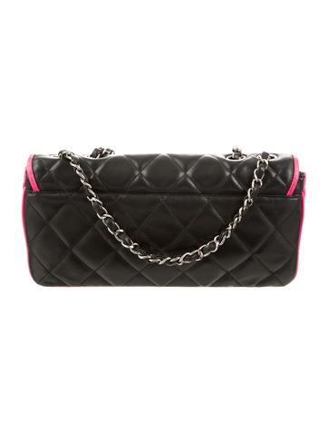 Divine Bi-Color Flap Bag