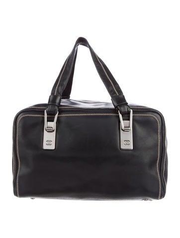 51bd531d7789 Burberry Heritage Medium Orchard Bowling Bag - Handbags - BUR78941 ...
