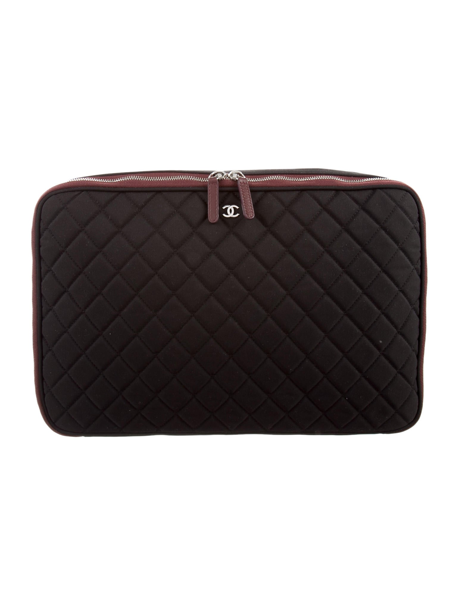 Chanel Quilted Laptop Case - Accessories - CHA144222 | The ...