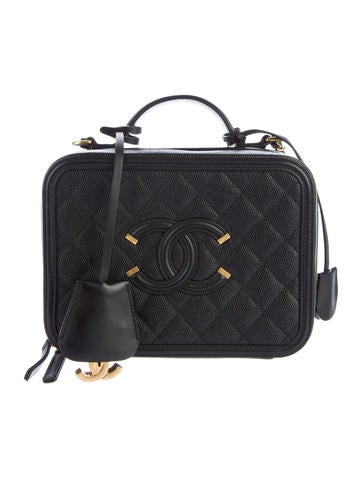 54b3ed7a64a4 Consignment Chanel Vanity Bag | Stanford Center for Opportunity ...