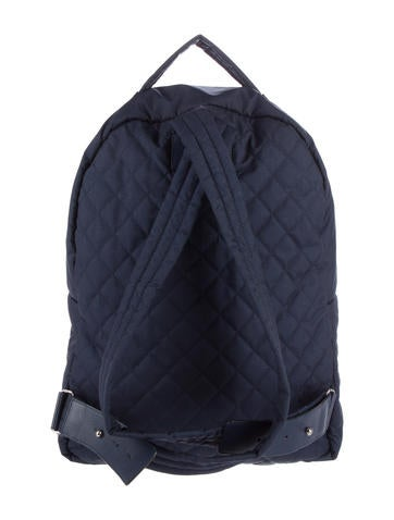 aaeb481ffa8f Chanel 2015 Quilted Nylon Coco Cocoon Backpack - Bags - CHA145266 ...