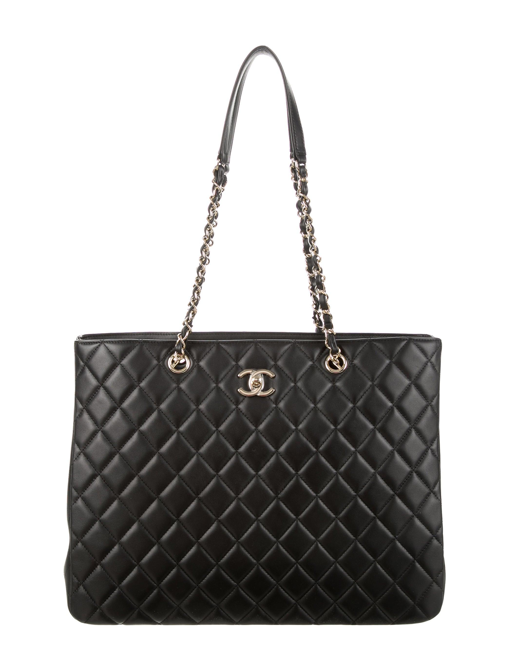 527e51c1e9d Chanel Cruise 2016 Timeless Classic Tote w  Tags - Handbags ...