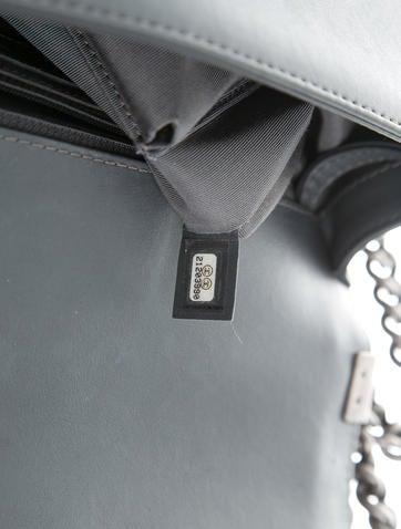 Large Paris-Salzburg Chain Boy Bag