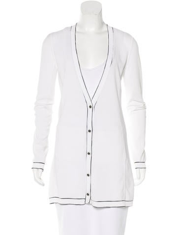 Chanel Knit Cardigan None