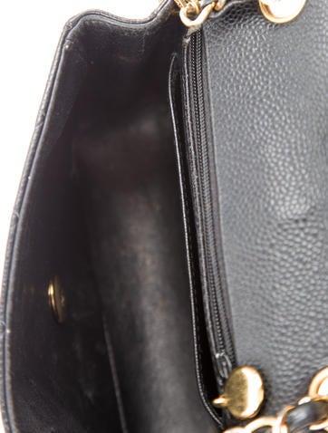 Mini Classic Square Flap Bag