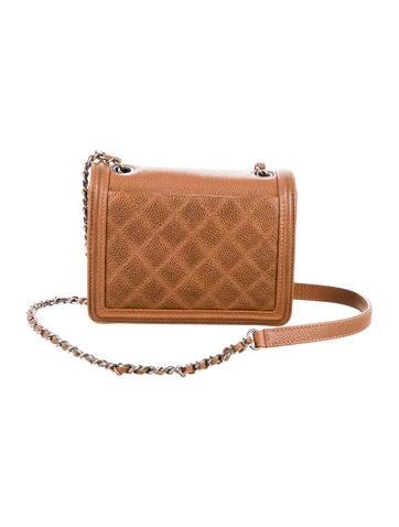 Mini Paris-Dallas Crossbody Bag