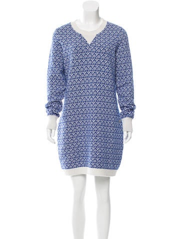 Chanel Cashmere Sweater Dress w/ Tags None