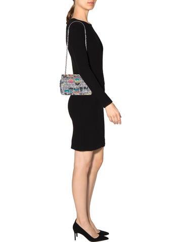 2015 Tweed Easy Flap Bag
