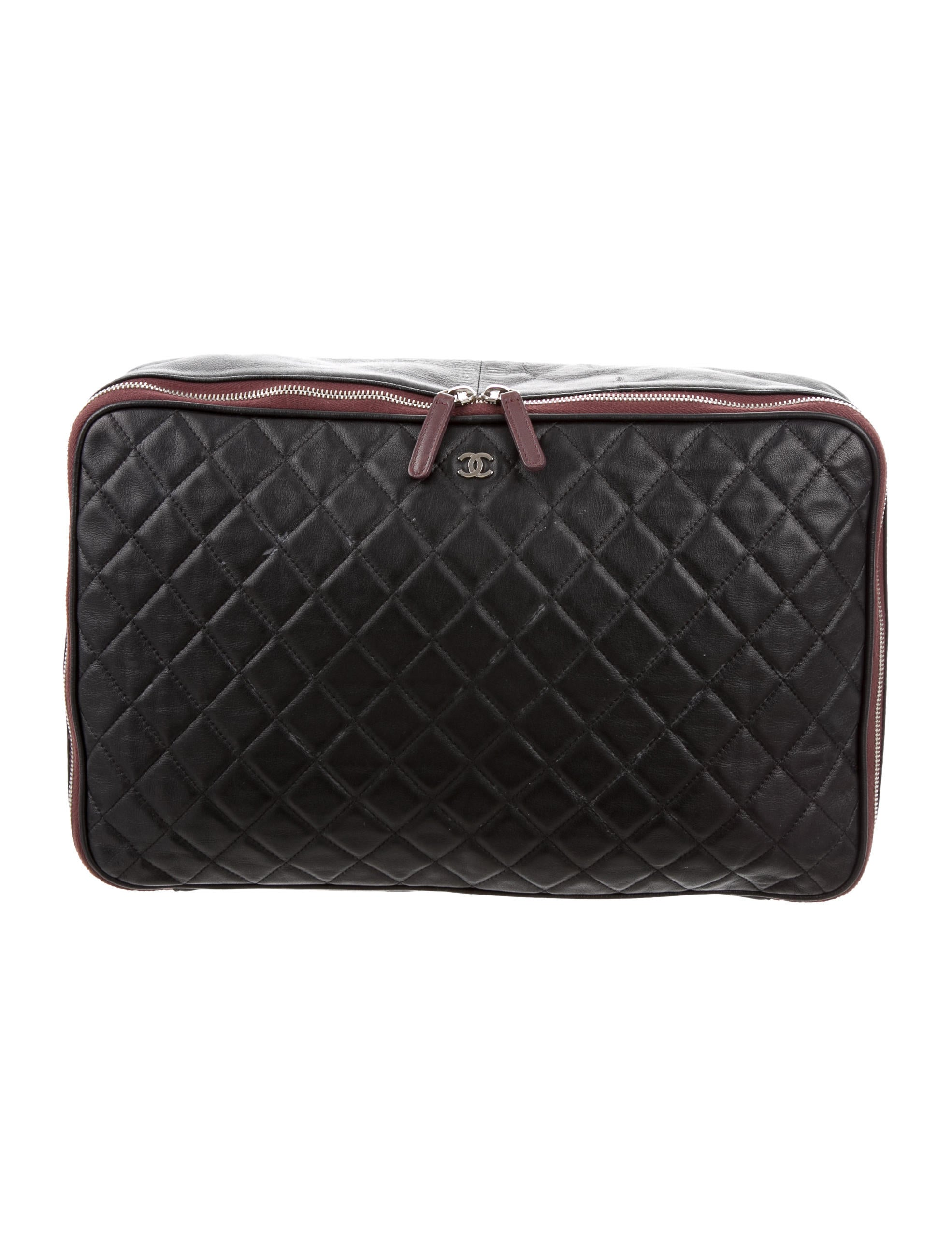 Chanel Quilted Document Holder - Accessories - CHA149123 ...