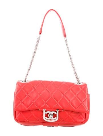 Chanel Icons Secret Label Flap Bag None