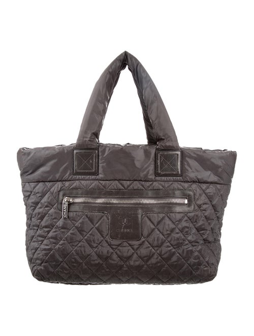 159226a50a11 Chanel Large Coco Cocoon Tote - Handbags - CHA149168 | The RealReal