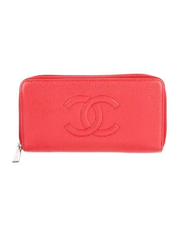 Caviar Timeless Large Wallet