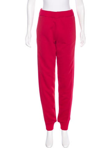 Chanel Knit Jogger Pants w/ Tags None