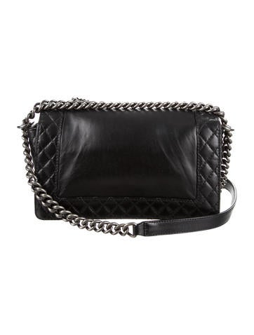 Medium Enchained Boy Bag