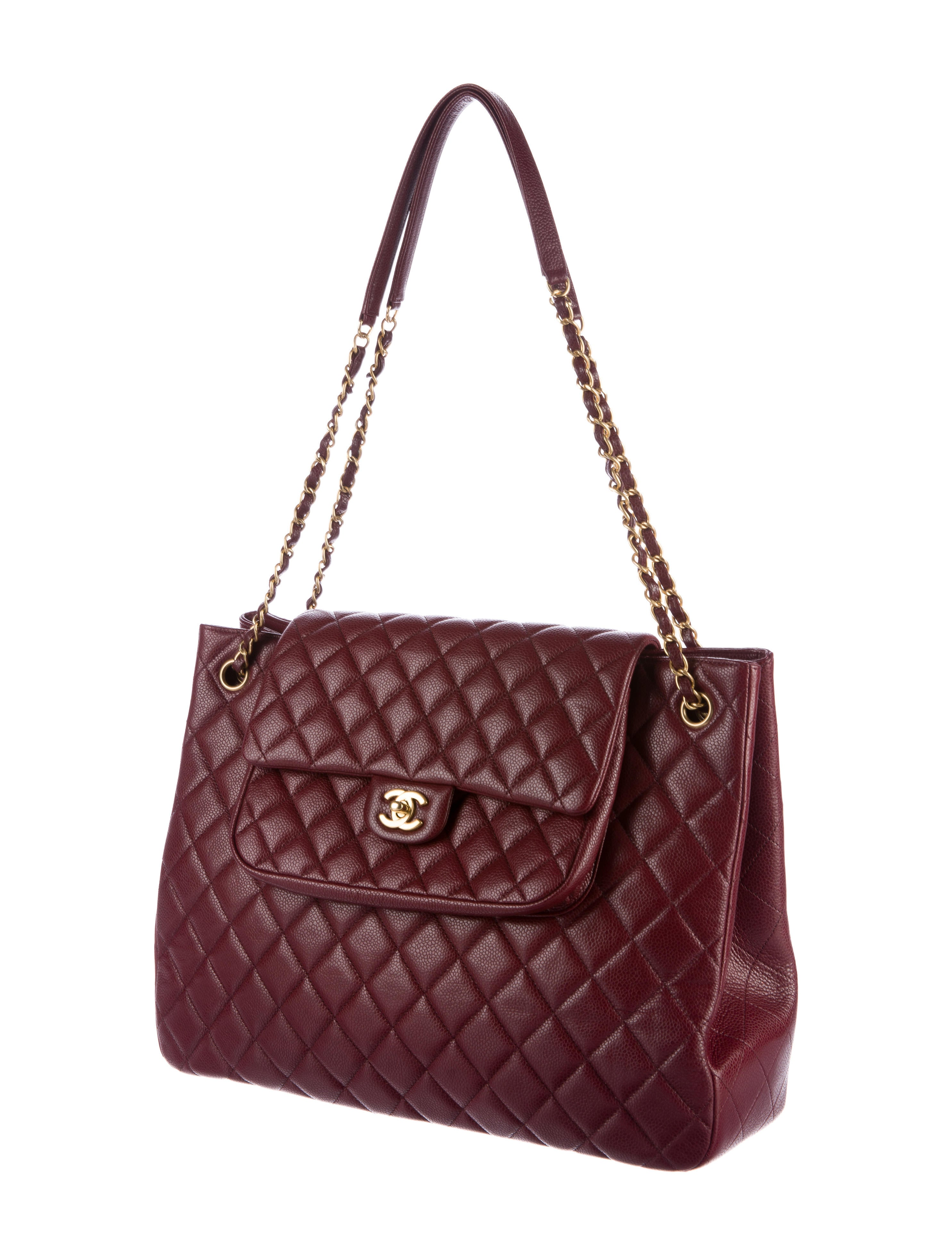 107fb22de0c8 Chanel Large Flap Tote | Stanford Center for Opportunity Policy in ...