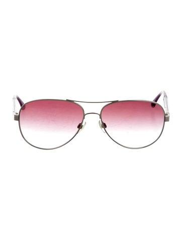 Chanel Gradient Pilot Sunglasses