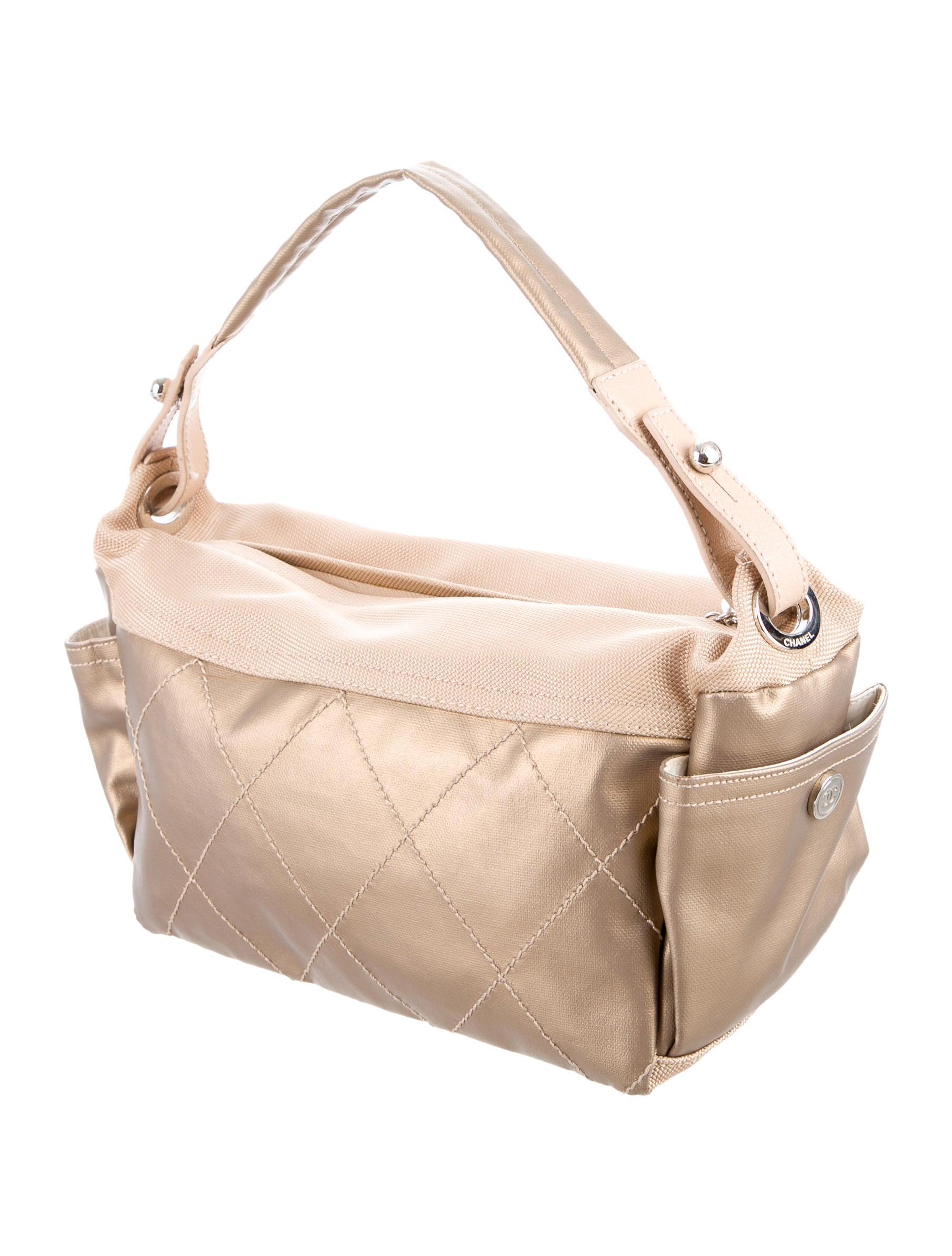 Chanel Paris-Biarritz Handle Bag - Handbags