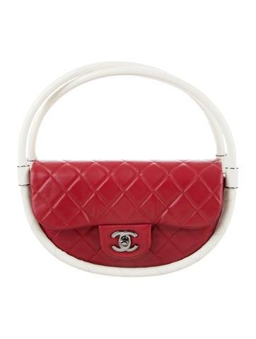 Chanel Mini Hula Hoop Bag