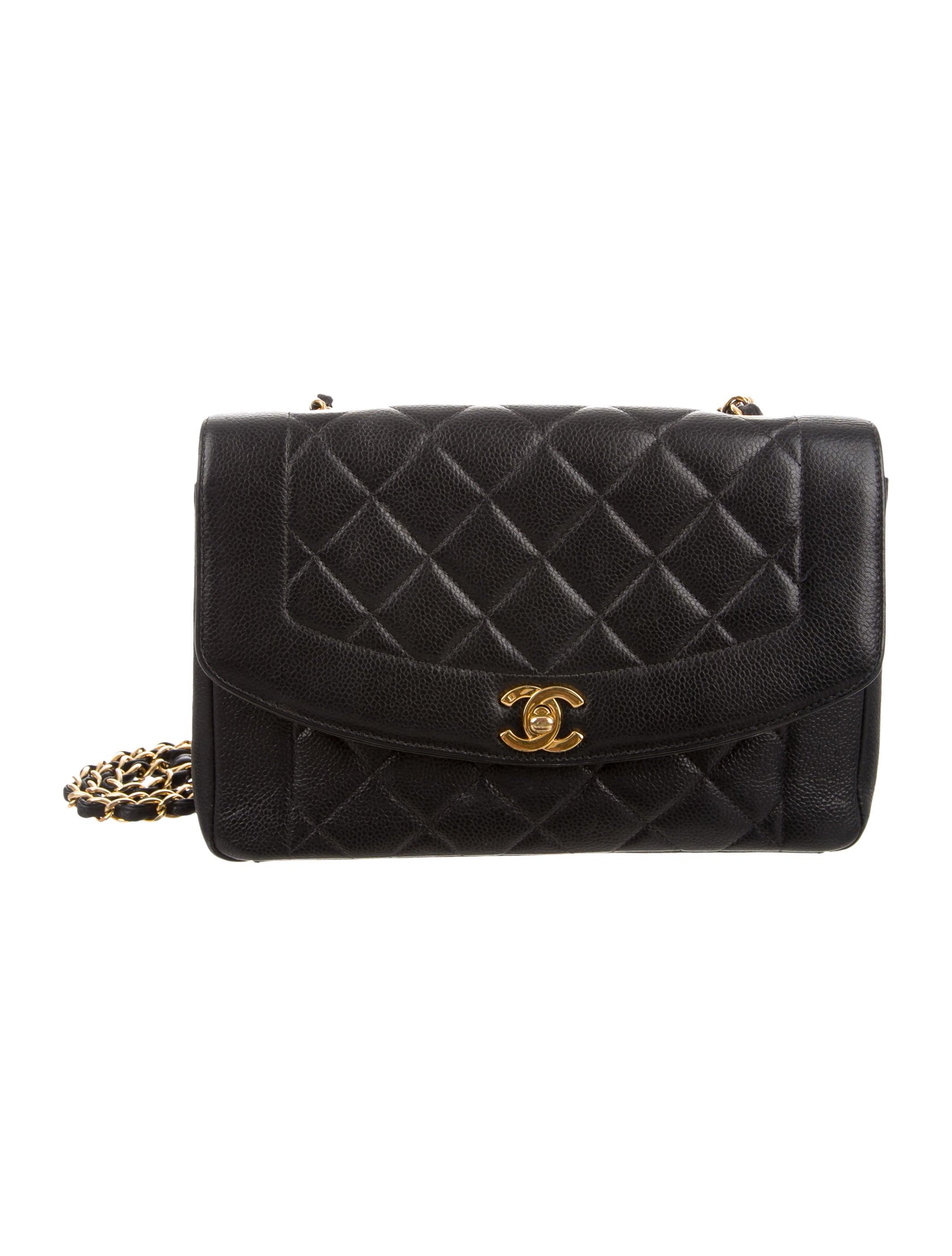 8317c966934f Chanel Diana Flap Bag - Handbags - CHA151948 | The RealReal