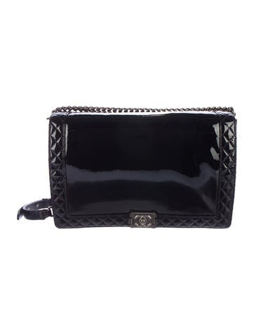 Chanel Jumbo Reverso Boy Bag