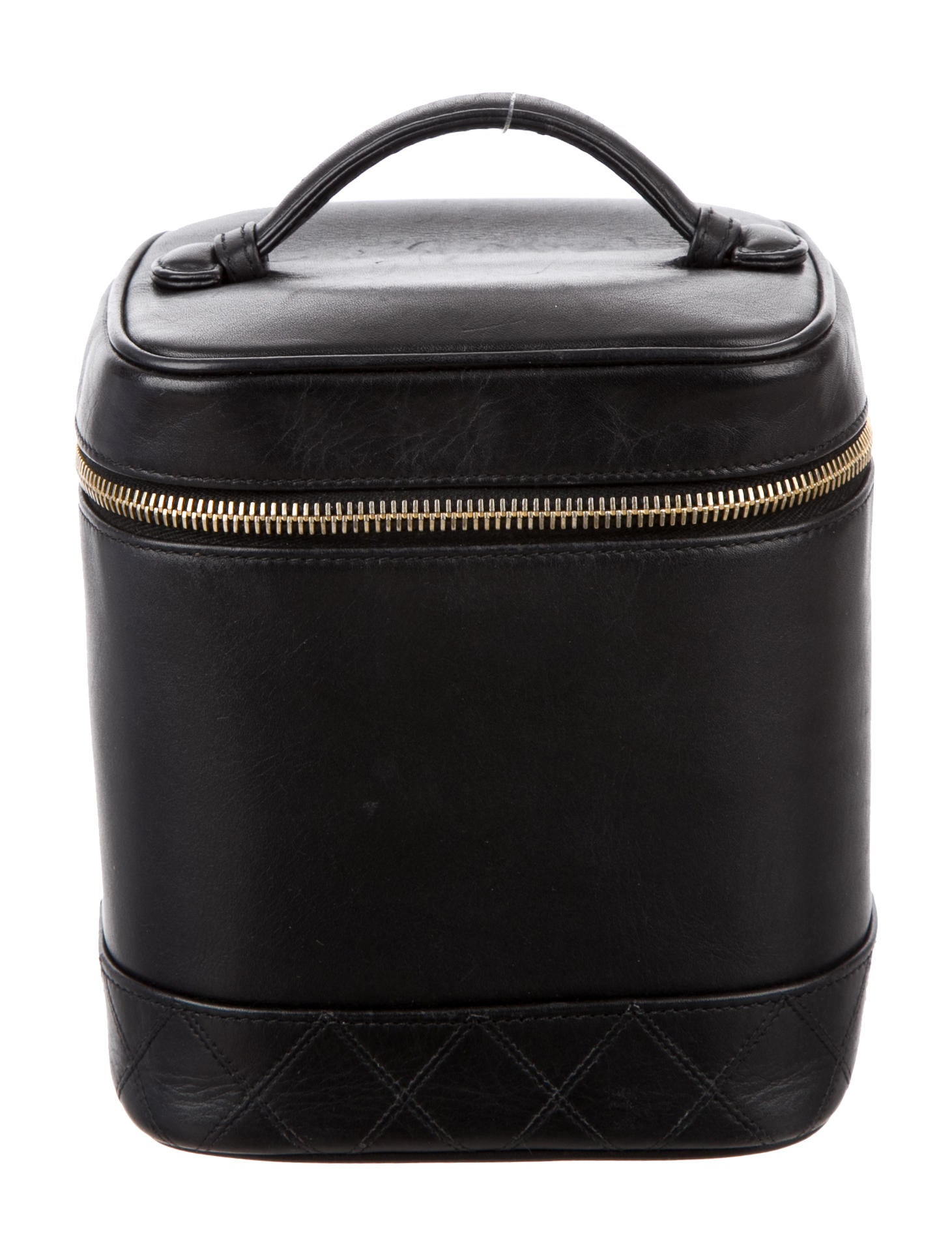 Chanel Quilted Vanity Case - Accessories - CHA152368 | The ...
