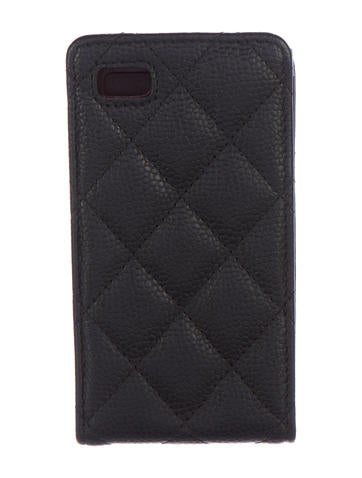 Quilted Caviar Phone Case