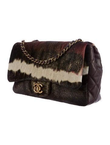 1a0009798849 Chanel Paris-Dallas Ponyhair & Calfskin Flap Bag - Handbags - CHA153210 |  The RealReal
