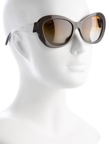 CC Cat-Eye Sunglasses