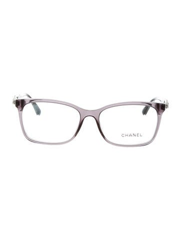 Blooming Bijou Square Eyeglasses w/ Tags
