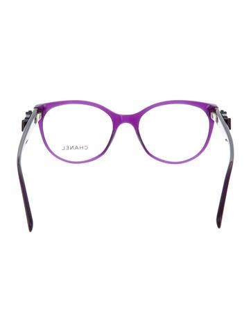 ed42147a408 Chanel Eyegl Frames With Ribbon Bow Cinemas 93. Eyegles Eyewear Chanel